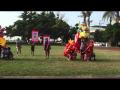 嘉義縣新港鄉月眉國小104學年度六年甲班1號 造勢活動 - YouTube