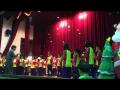 嘉義縣月眉國小聖誕嘉年華活動--學校直笛隊表演 - YouTube