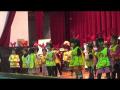 嘉義縣月眉國小104學年度聖誕嘉年華--幼兒園展演1 - YouTube